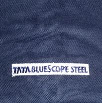 Tata BlueScope Steel Logo Embroidery