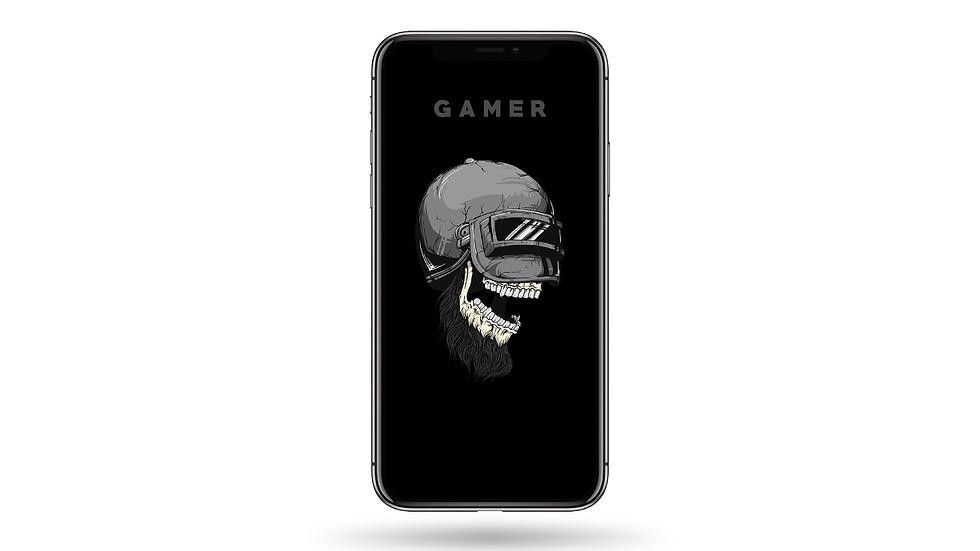 Gamer High Resolution Smartphone Wallpaper