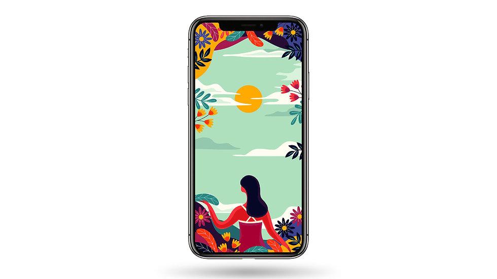 Solitude High Resolution Smartphone Wallpaper
