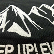 Step Up Logo Embroidery