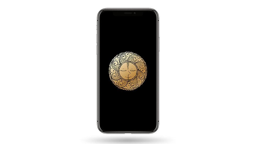 The Sun High Resolution Smartphone Wallpaper