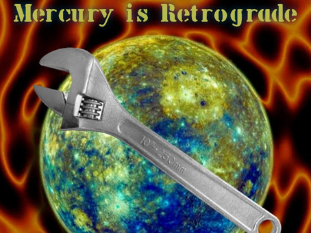 A Guide to understanding and surviving Mercury Retrograde