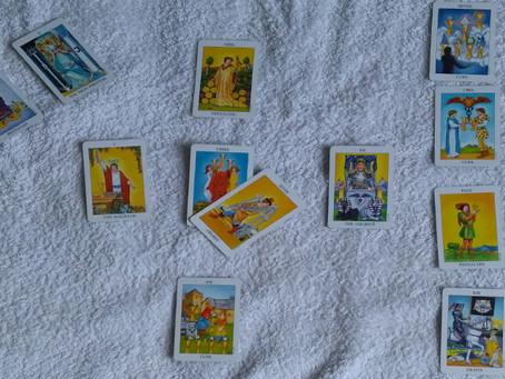 Tarot reading for Josie