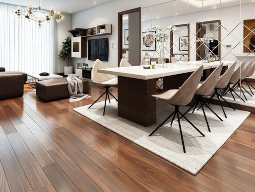 10 Benefits of Wooden Flooring