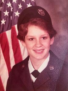 Dr. Melissa Valentina, Military veteran therapist in Florida