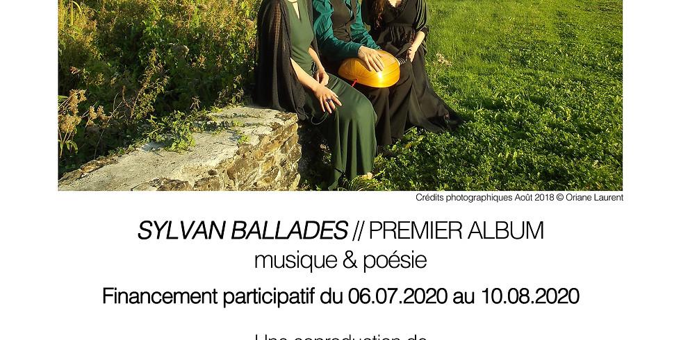 // Sylvan Ballades // financement du 1er album // APPEL A FINANCEMENT PARTICIPATIF