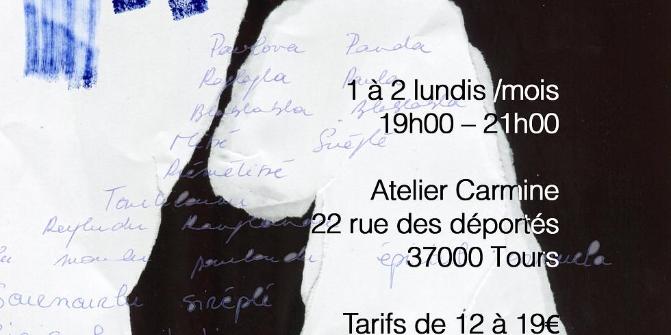ATELIER D'ÉCRITURES