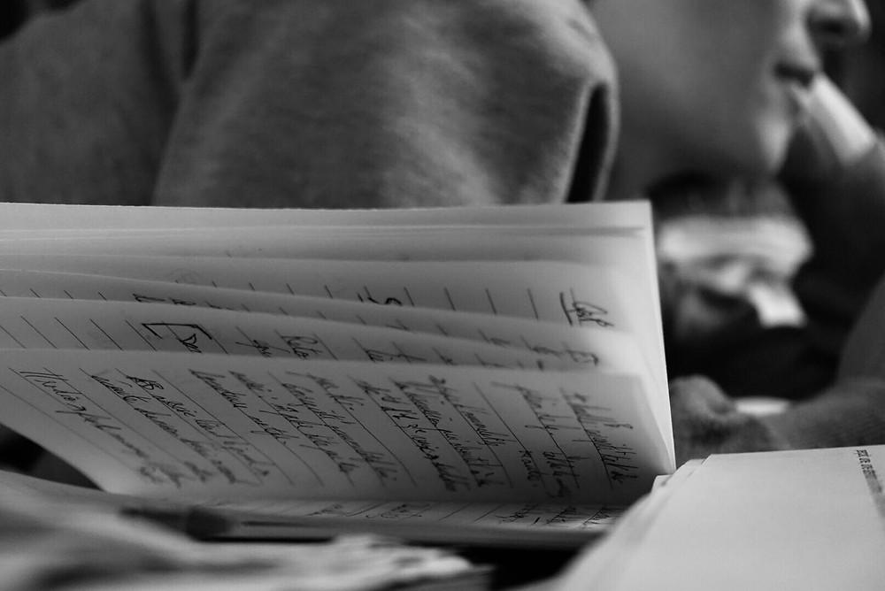 Qatete : lecture // sortie de résidence