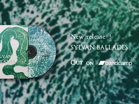 SYLVAN BALLADES - 1er album enfin disponible