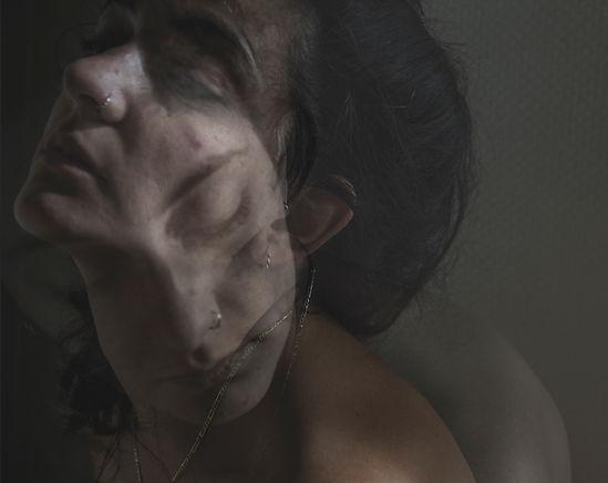 Autoportrait © Mathilde Baron