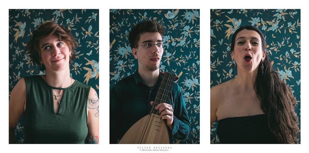 Sylvan Ballades, Juillet 2020 © Mathilde Baron-Harjani.