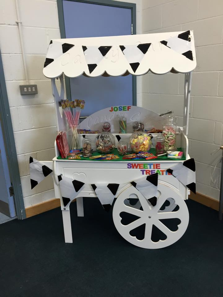 Candy Cart Kids Party