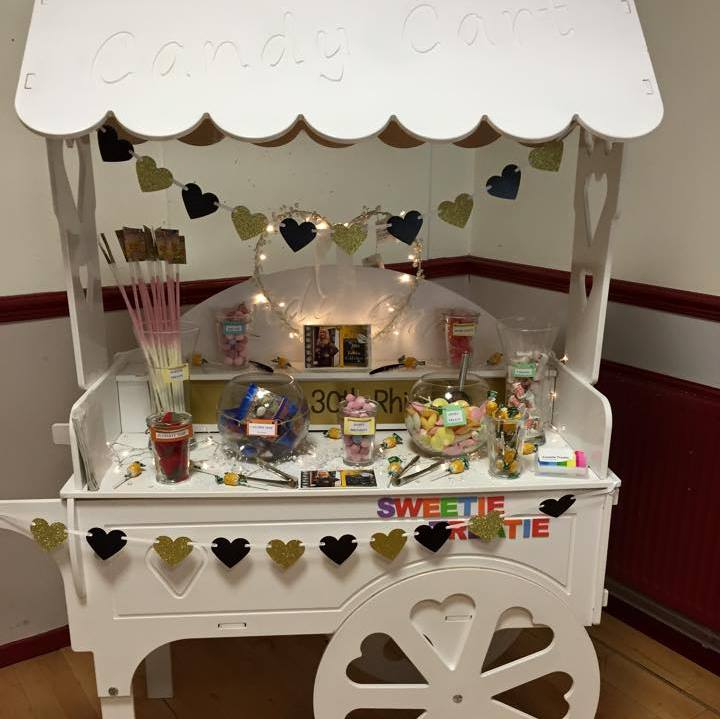 South Wales Cart - Adults Party