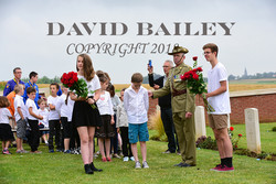 Respect at Fromelles