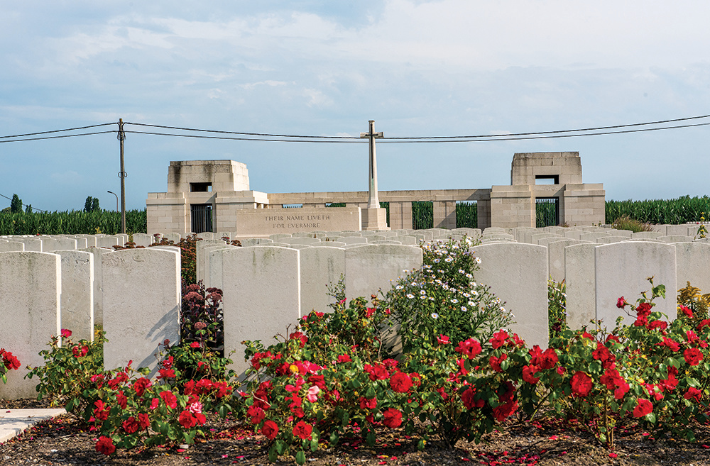 Passchendaele New British Cemetery 1