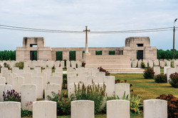 Passchendaele New British Cemetery 2