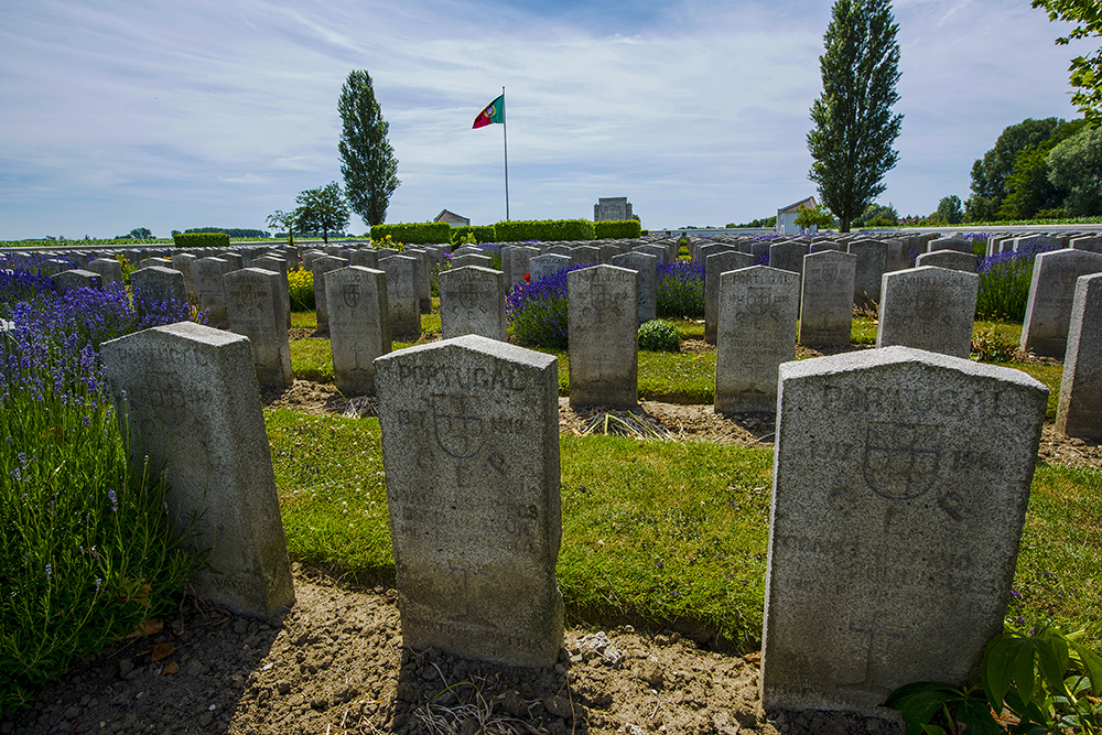 Portugals War Cemetery 1