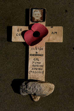 Mametz Welsh memorial 02