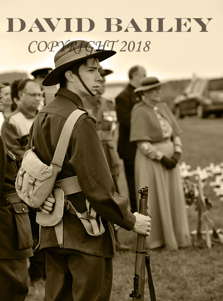 Pozieres re-enactment 2016