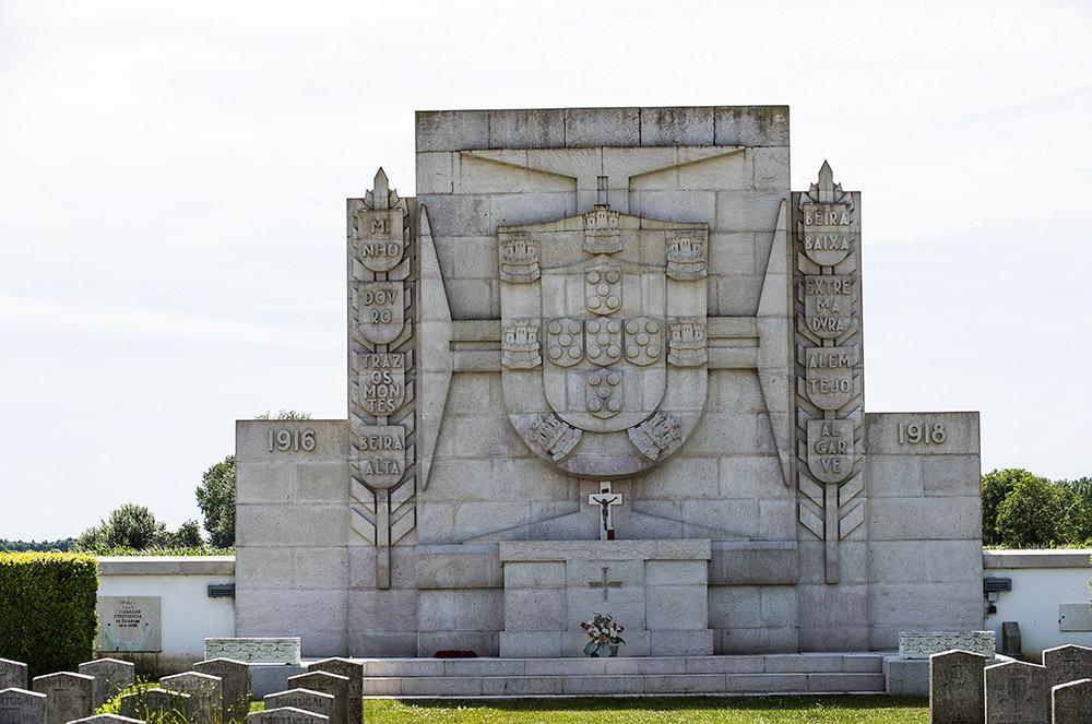 Portugals War Cemetery