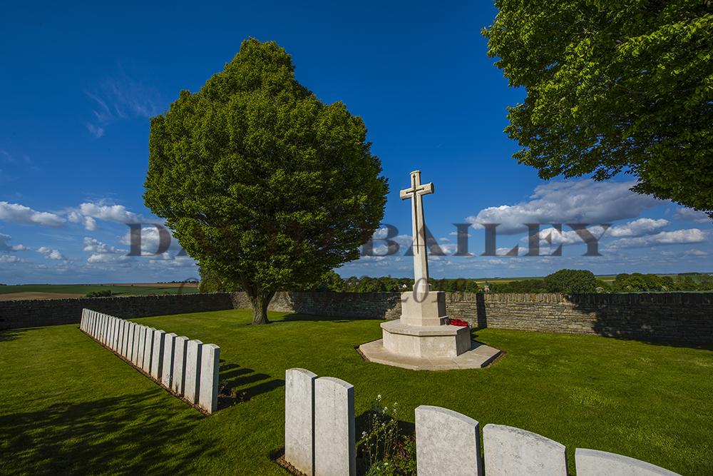 Hawthorn Ridge Cemetery No 1