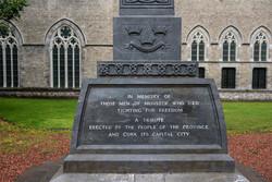 Munster Memorial Ypres 1