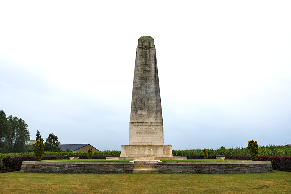 Northumbrian Division Memorial 1