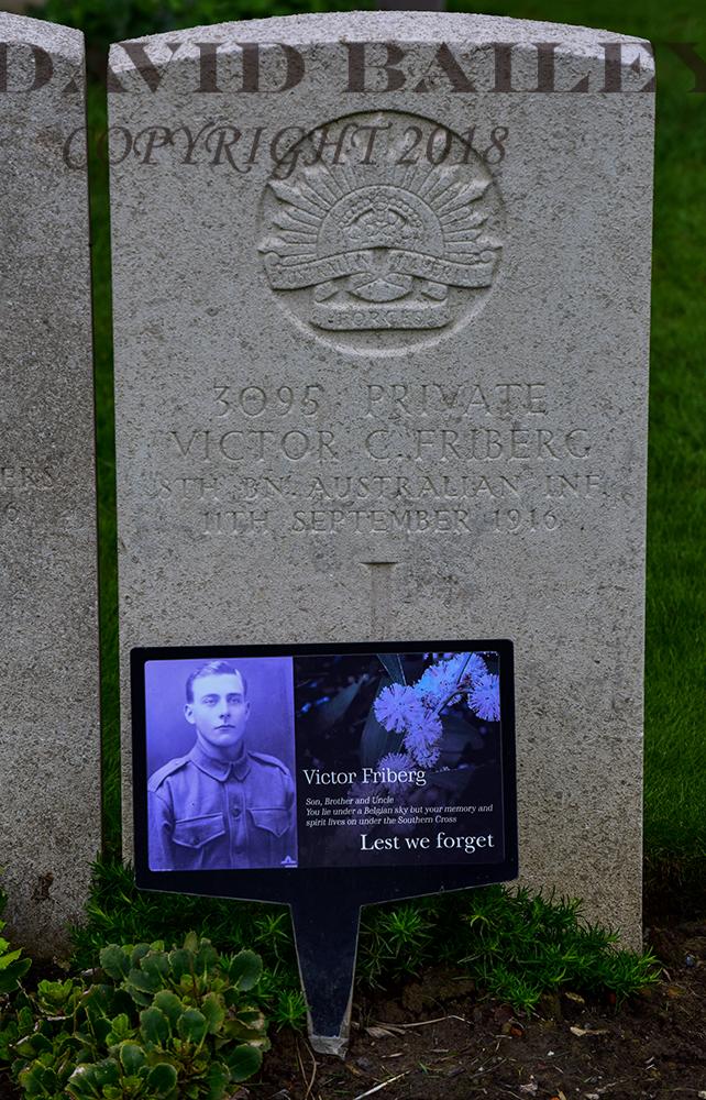 Victors Grave