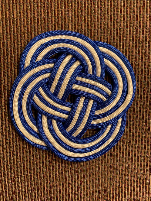 Sailor Knot Coasters and Trivets