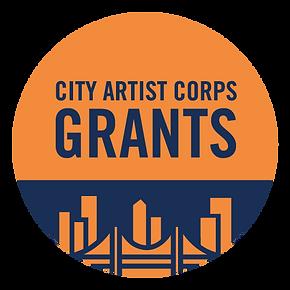 City Artist Corps Grant recipien