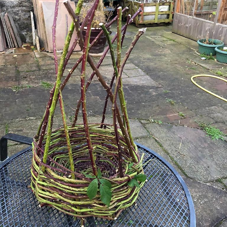 Bramble Basket Weaving Day 21st November