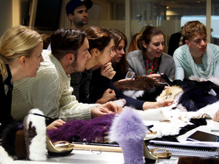 Workshops  'Fur, Sustainability & Dialogue'
