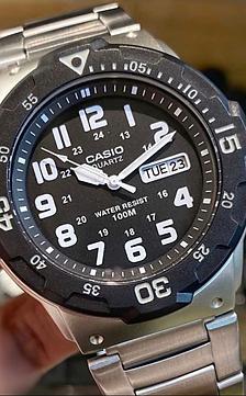 Casio Diver Style