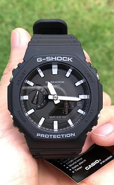 G Shock Oak Black