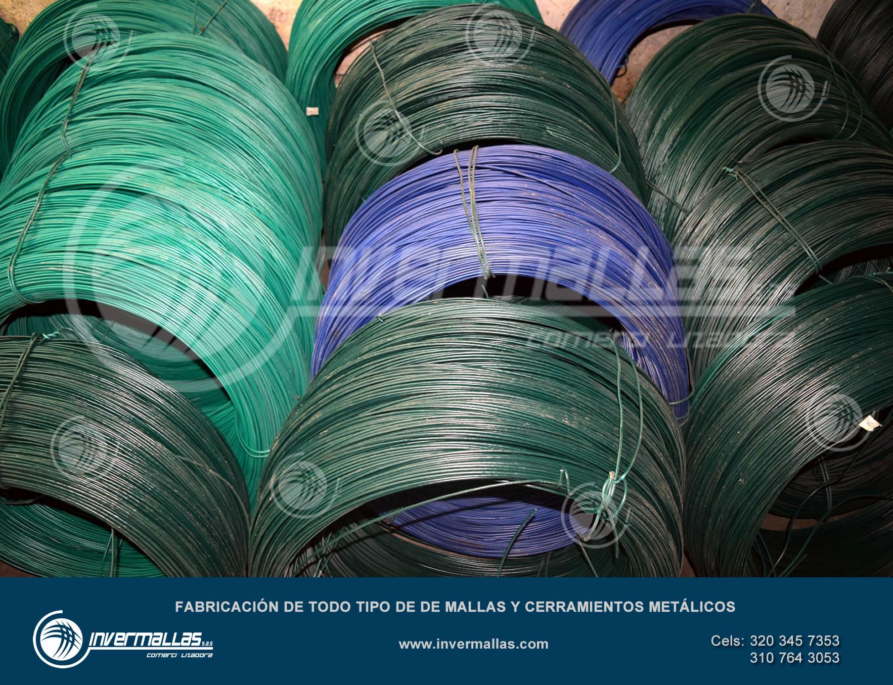Fabrica de alambre galvanizado
