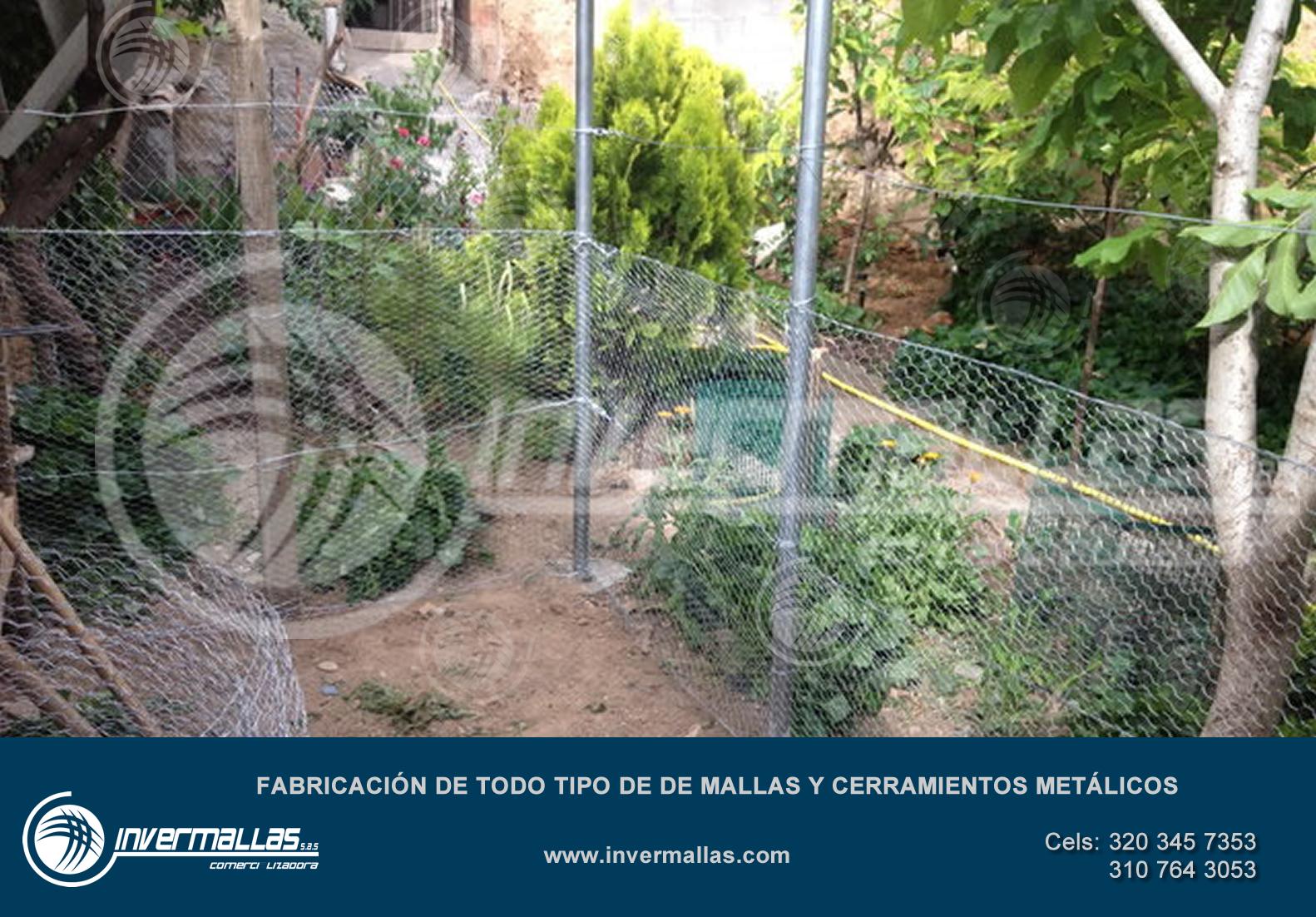 Malla gallinero (Hexogonal)