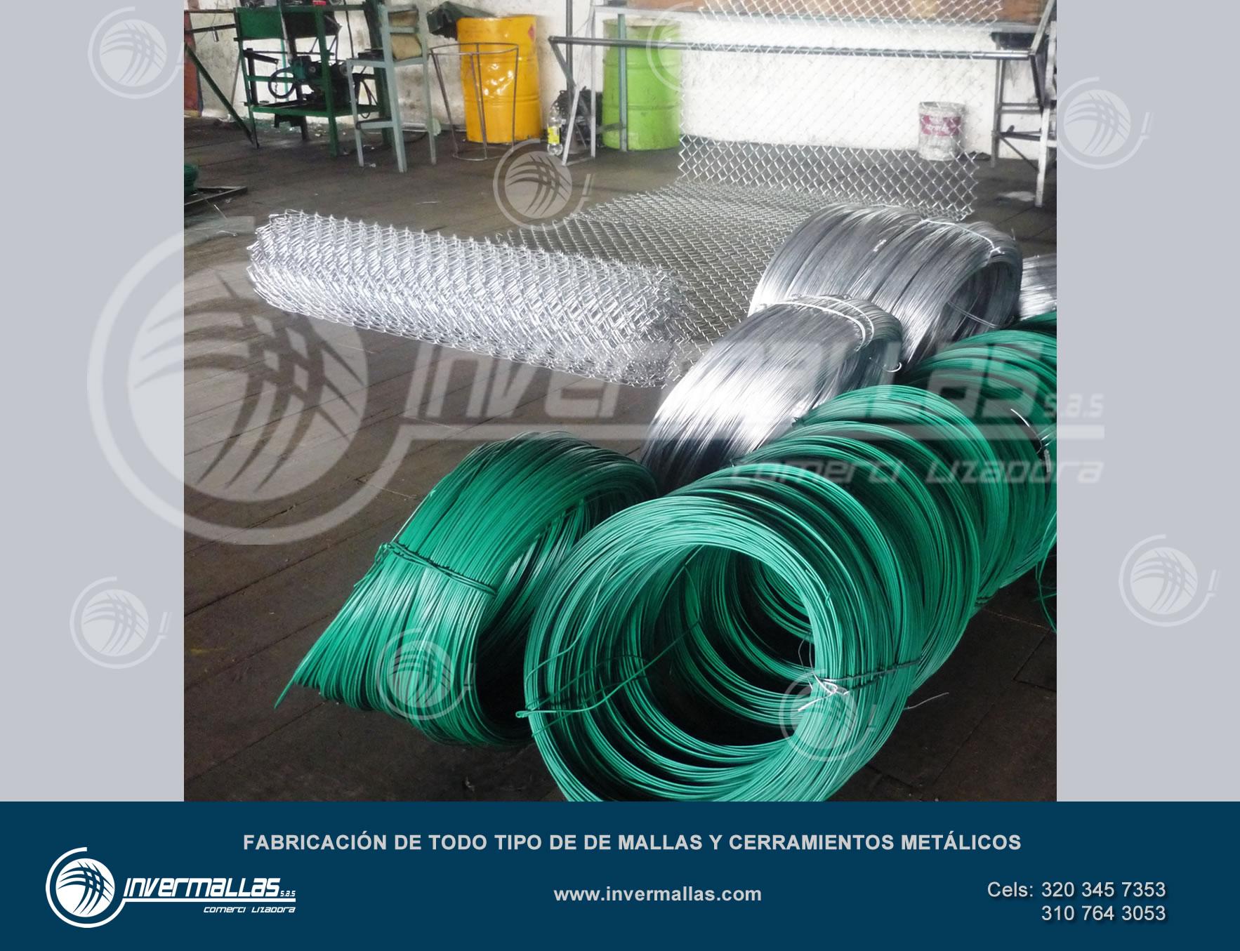 Fabricaciòn de alambre galvanizado