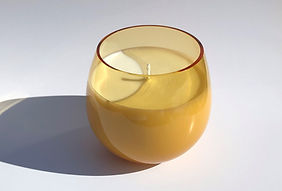 A-Toritani Forest Mist Candle Citrine Gl