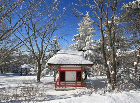 A-Toritani Candles  Winter in Nagano.JPG
