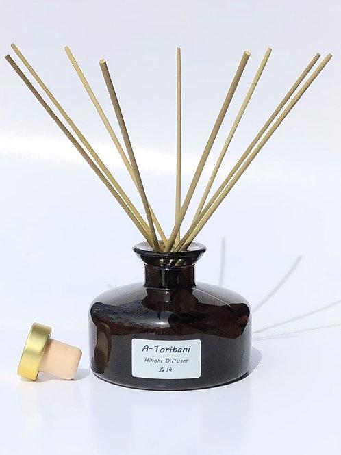 ヒノキディフューザー  Hinoki essential oil diffuser