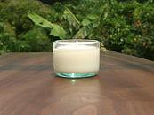 Yaeyama Candle Series Large Flat Glass A