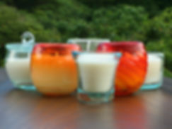 Yaeyama Candle Series All Glasses A-Tori