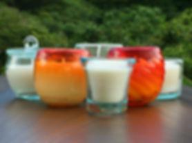 Yaeyama Candle Series All Glasses A-Tori