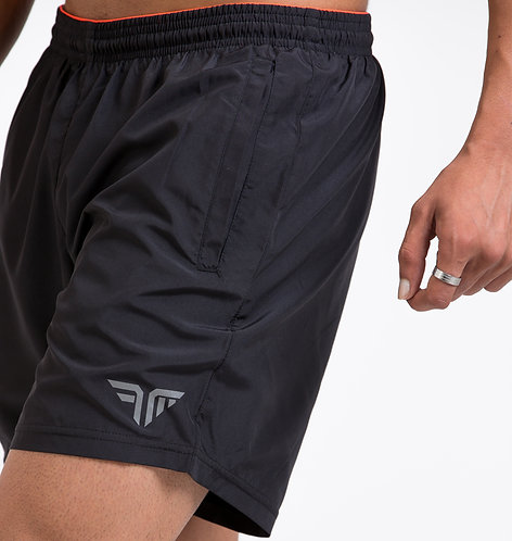 AirTech Training Shorts - Black