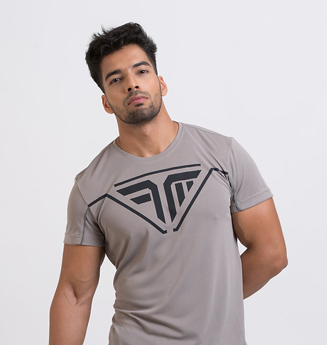 AirTech Men's Tee - Grey