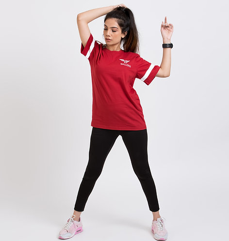 Ballers Believe Unisex Tee - Red