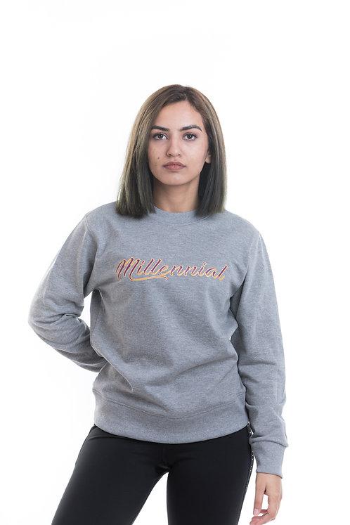Women's Grey Sweatshirt