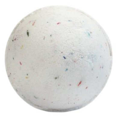 Tutti Fruiti Bath Bomb - White & Multi