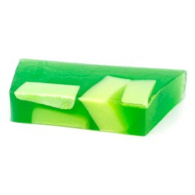 Natural Hand-Crafted Soap (Lovely Melon)