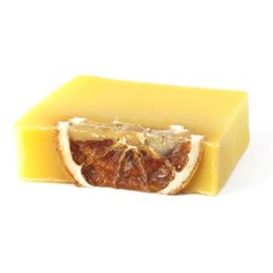 Natrual Hand-Crafted Soap (Slice of Sunshine)